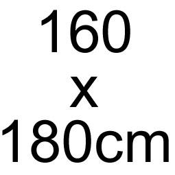 160 x 180 cm